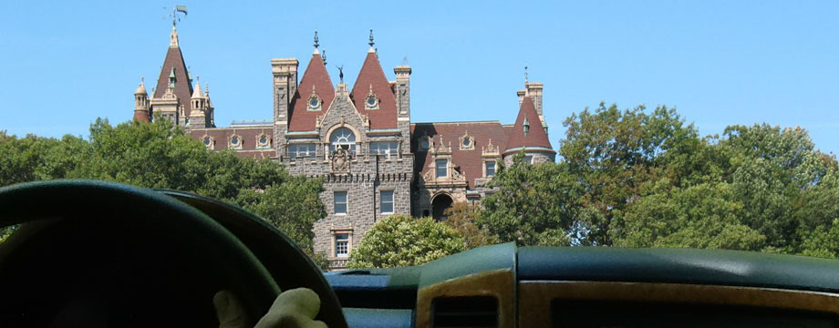 Boldt Castle 2 Adventurers Hit The Road Rv There Yet