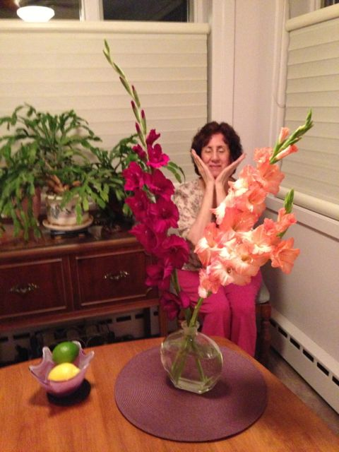 Our friend Liz