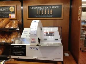 DIY Bread Slicer