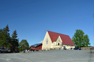 Avondle Sky Church and Barn