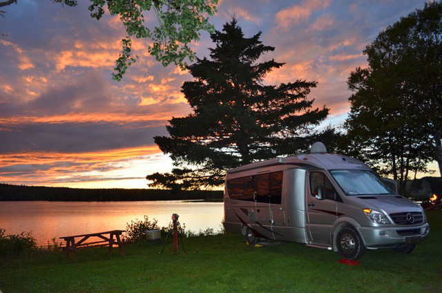 St. Mary's Riverside Campground