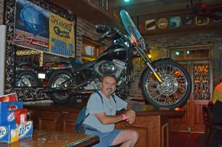 Jerry Lee Lewis's Bike
