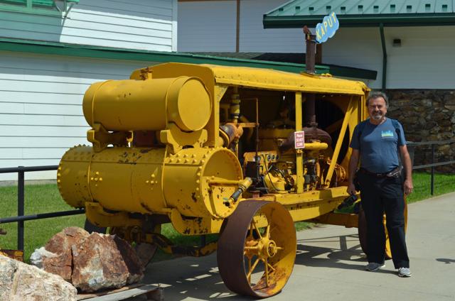 Kaput, the Diesel Generator