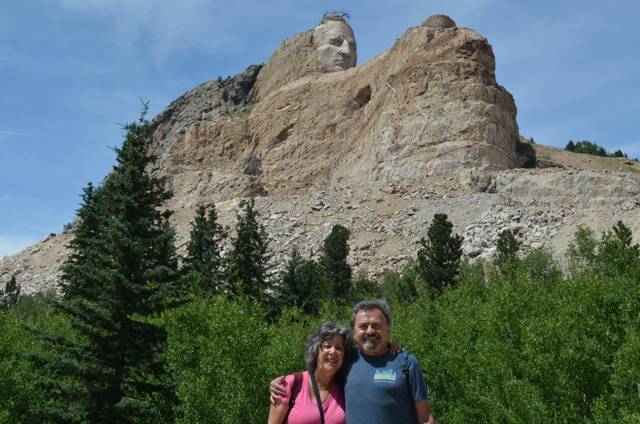 R&M at Crazy Horse Memorial